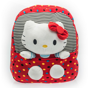 Plush bag - Hello Kitty