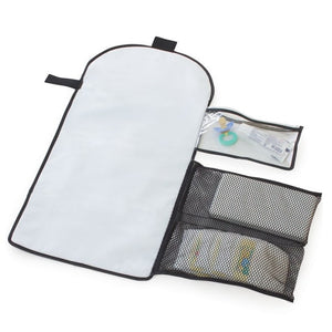 Portable Diaper Changing Kit with Pockets