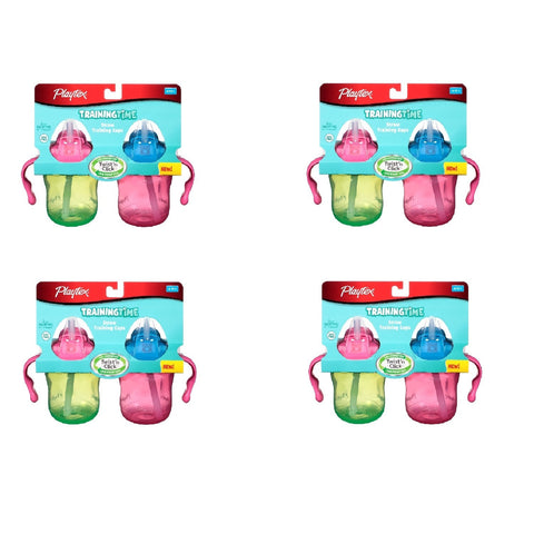 Training Time 6-ounce Straw Cups (2)