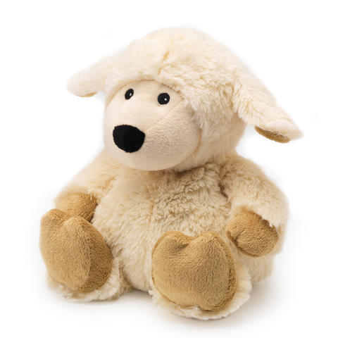 Little lamb- Microwaveable Toy