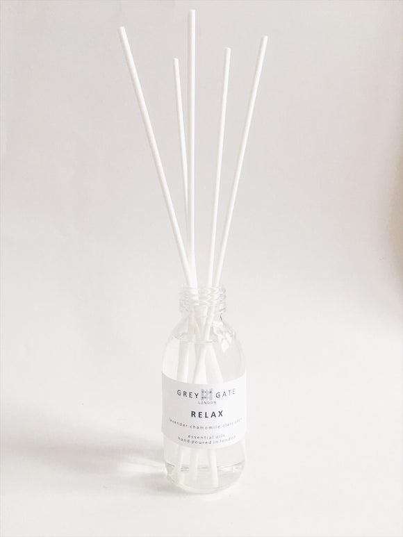 RELAX WELLBEING REED DIFFUSER