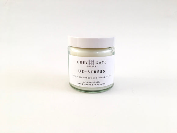 DE-STRESS WELLBEING CANDLE