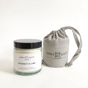 COCONUT & LIME SMALL CANDLE