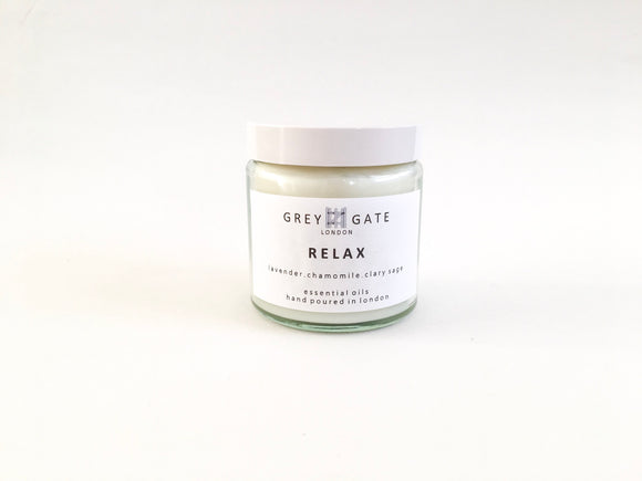 RELAX WELLBEING CANDLE