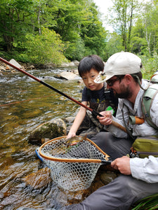 Red Brook Tenkara Ambassador Nate Hill