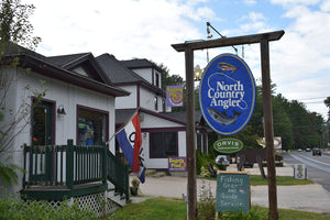 North Country Angler fly shop North Conway, NH