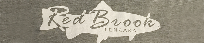 Red Brook Tenkara – Graphic T