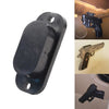 Concealed Magnetic Gun Holder Holster Magnet 25Lb Rating For Car Under Table Bedside Hunting