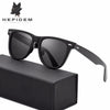 Hepidem Acetate Square Sunglasses Men Driving Mirrored Sun Glasses For Women Brand Designer 2018 Rays Hot Metal Nail Sunglass Mens