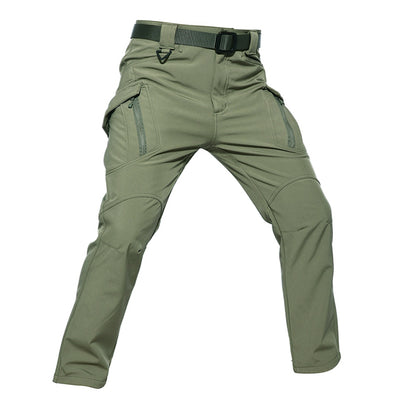 Hunt Fleece Waterproof  Cargo Pants  For Men