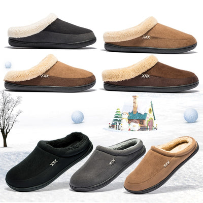 High Quality Warm Cotton Slippers For Men