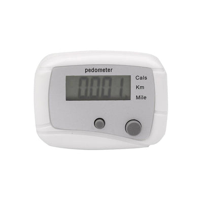 Pedometer Walking Distance Calorie Counter