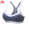 SYPREM 2017 Spring Fitness sports bra women sexy mesh back bra no steel ring breathable yoga brand underwear,1FT1070