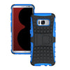 Shockproof Hybrid Armor Case Dual Layer Anti-Slip Hard PC+Silicone Rubber Slim Fit Shell Cover For Samsung Galaxy S8/S8+ Plus @ - Dropshipper US