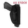 US Stock Concealed Belt Gun Holster IWB Holster for All Compact Subcompact Pistols Black - Dropshipper US