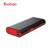 Yoobao M10 10000mAh Mobile Power Bank 5V/2A Battery Pack with 2 USB Output Emergency Portable Charger for iPhone 7 Xiaomi Redmi3 - Dropshipper US