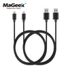 MaGeek [Pack of 2pcs] 6ft /1.8m Micro USB Cable Fast Charge Data Sync Mobile Phone Cables for Samsung Xiaomi LG Android - Dropshipper US