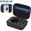 PULUZ for Go Pro Accessories Waterproof Carrying Travel Case for GoPro HERO5 HERO4 Session  HERO 5  4 3+ Size: 16cm x 12cm x 7cm - Dropshipper US