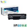 LCL 85A CE285A CE285 285A (1-Pack Black) Toner Cartridge Compatible for HP Laserjet pro M1132/M1210/M1212nf/M1214nfh/M1217nfw - Dropshipper US