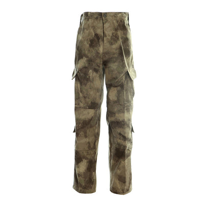 TACVASEN Tactical Pants Men Military Bdu Camouflage Paintball Cargo Pants Mens Clothing Casual Combat Army Trousers TD-WHFE-014 - Dropshipper US