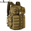 SINAIRSOFT Outdoor Tactical Backpack 900D Waterproof Army Shoulder Military hunting camping Multi-purpose Molle Sport Bag LY0057 - Dropshipper US