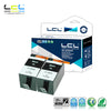 LCL 920XL  920 XL (2-Pack Black) Ink Cartridge Compatible for HP Officejet 6000 /6500 /6500 Wireless/6500A /7000/7500/7500A - Dropshipper US