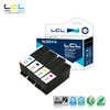 LCL 150XL 150 XL (4-Pack Black Yellow Magenta Cyan) Ink Cartridge Compatible for Lexmark S315/S415/S515/Pro715/Pro915 - Dropshipper US