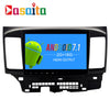 "Dasaita 10.2"" Android 7.1 Car GPS Player Navi for Mitsubishi Lancer 10 Galant with 2G+16G Quad Core NO dvd Radio Multimedia HDMI - Dropshipper US"