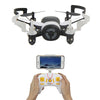JXD 512DW RC Helicopter 2.4Ghz 6-Axis Gyro FPV Drone Altitude Hold Portable Aircraft 3D Flip Wireless Multirotors UFO Quadcopter - Dropshipper US