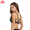 SYPREM 2017 Spring Fitness Sports Bra Sexy Stretch Gym Crop sport Top Fitness Tank Top Yoga Bra New Style Double Cloth,1FT9334