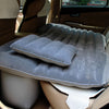 Car Air Mattresses Bed Cushion Travel Camping Sleep Back Seat Inflation SUV US - Dropshipper US