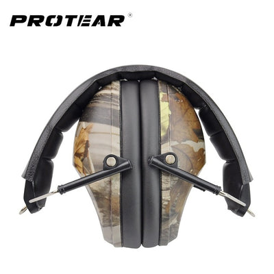 New Professional soundproof foldaway durable protective ear plugs for noise  ear muffs hearing ear protection - Dropshipper US