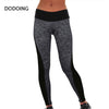 DODOING Women Patchwork Slim Pants Workout Pants Lady legins work out Clothes Outdoors women for Capris - Dropshipper US