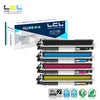 LCL 126A CE310A CE311A CE312A CE313A (4-Pack KCMY) Toner Cartridge Compatible for HP Laserjet Pro CP1021 CP1022 CP1023 CP1025 - Dropshipper US