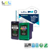 LCL 350XL CB336EE 351XL CB338EE 350 351 XL (2-Pack) Ink Cartridges Compatible for HP Photosmart C4480 C4580 C4380 C4483 C5280 - Dropshipper US