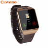 Cawono Bluetooth DZ09 Smart Watch Relogio Android Smartwatch Phone Call SIM TF Camera for IOS iPhone Samsung HUAWEI VS Y1 Q18 - Dropshipper US
