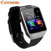 Bluetooth Smart Watch Smartwatch DZ09 Android Phone Call Relogio 2G GSM SIM TF Card Camera for iPhone Samsung HUAWEI PK GT08 A1 - Dropshipper US