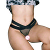 Women sexy Panties for Ladies 2017 sexy Lace G-string Briefs Panties Thongs Lingerie Underwear Knickers low-Rise black Pants #3