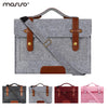 Mosiso Felt 13.3 15.6 inch Laptop Case Bag for MacBook Air 13 Pro 13 15 DELL ACER Asus HP Notebook Men Women Portable - Dropshipper US