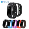 Teamyo Heart Rate Monitor Smart Band Blood Pressure Monitor Smart Wristband Fitness Tracker Smart Bracelet for IOS Android - Dropshipper US