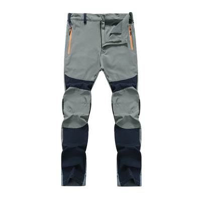 Mens Waterproof Warm Trousers Tactical Pants 2017 male boy fashion winter autumn fashion pants drop ship - Dropshipper US