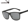 LUOMON 2017 New Sunglasses Men Fashion Driving Full Frame Polarized Outdoor Sports Eyewear Oculos De Sol Male Sun Glasses - Dropshipper US