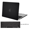 Mosiso Shell Case for Macbook Pro 13 15 w/out touch Bar Retina 2017 2018 Model A1707 A1706 A1708 + Silicone Keyboard Cover - Dropshipper US