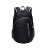 Famous Brand Satchel Large capacity backpack Neutral Fashion Solid Color Backapck Zipper Waterproof Nylon School Rucksack Saco - Dropshipper US