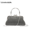 LOVEVOOK fashion women bag female evening clutch ladies shoulder crossbody bag for party purse wallets small handbag 2017 - Dropshipper US