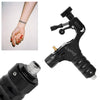 ATOMUS Brand Black Machined Aluminum Alloy Rotary Motor Tattoo Machine Liner Shader