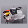 CCD Car Reverse Camera for Mitsubishi Lancer EX 2008-2015 Backup Reverse Parking Kit Monitor System Waterproof Free Shipping - Dropshipper US