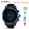 LEMFO LEM5 Pro Smartwatch Men Watches Phone Heart Rate Wrist Smart watch Android 5.1 2GB + 16GB with 3G GPS WIFI SIM Card - Dropshipper US