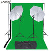 Andoer Photo Video Equipment Photography Lighting Kit Studio Portrait Product Light Tent Set Photo Studio Kit - Dropshipper US