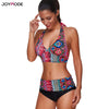 JOYMODE Hot Swimwear Women Push Up Brazilian Bikini Set Padded Swim Swimsuit Crochet Beach Biquini Sexy Swimsuit For Women - Dropshipper US